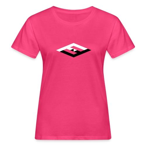 farfuture logo tshirts 25prozent - Frauen Bio-T-Shirt