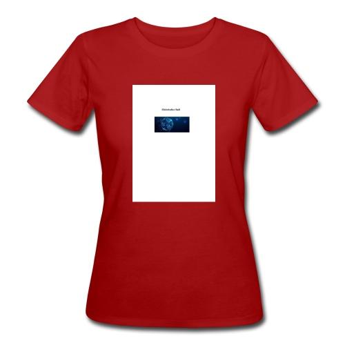 Elektrischer Ball - Frauen Bio-T-Shirt