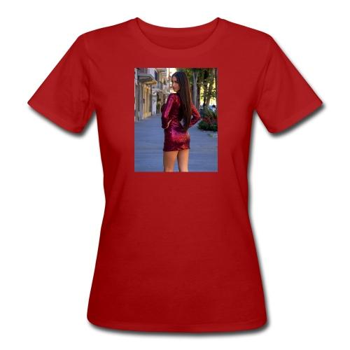 Cecilia Russo - T-shirt ecologica da donna