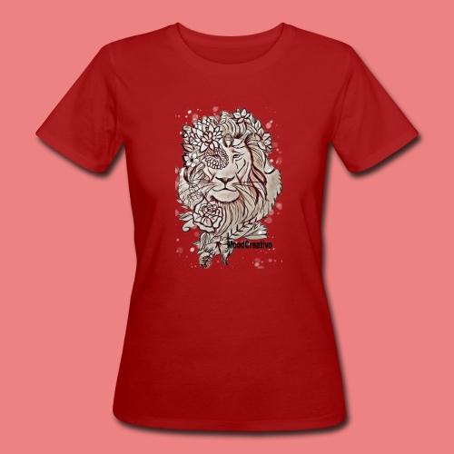 MoodCreativo - T-shirt ecologica da donna