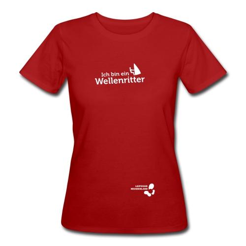 W 6 - Frauen Bio-T-Shirt