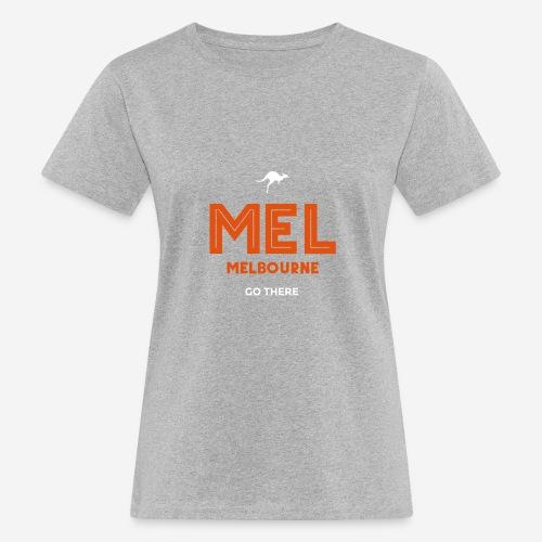 MELBOURNE! VAI LI! - T-shirt ecologica da donna