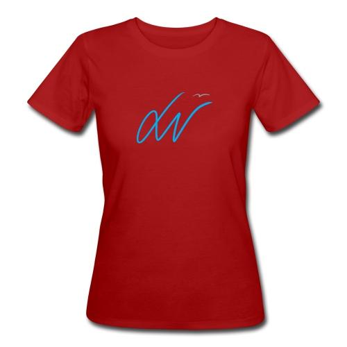 LavoroMeglio - T-shirt ecologica da donna