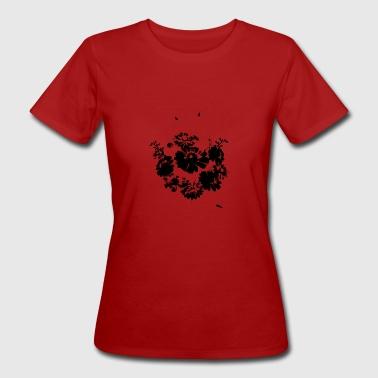 bouquet of summer flowers - Women's Organic T-shirt