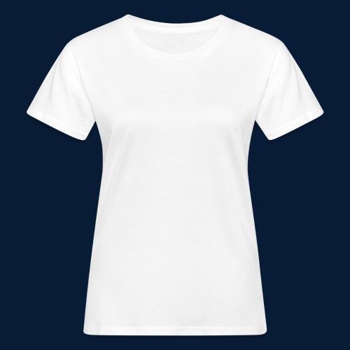 Stars and Stripes White - Frauen Bio-T-Shirt