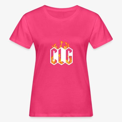 CLG DESIGN - T-shirt bio Femme