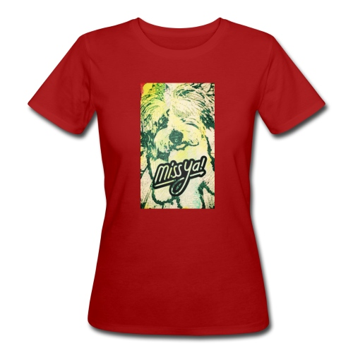 Musste, süsser Hund - Frauen Bio-T-Shirt