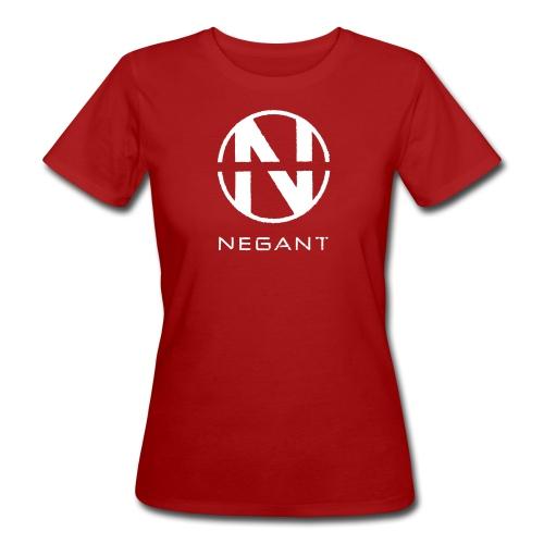 White Negant logo - Organic damer