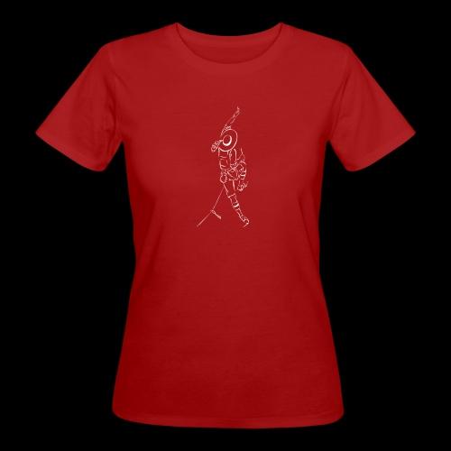 Tiroler Bergsteiger - T-shirt ecologica da donna
