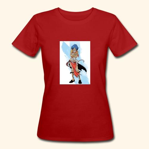 Nadia: The Secret of Blue Water - Women's Organic T-Shirt