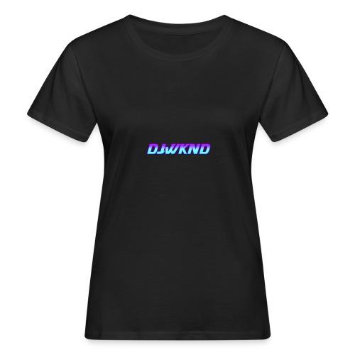 djwknd - Naisten luonnonmukainen t-paita