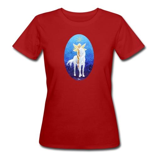 Das Leben ist magisch! - Frauen Bio-T-Shirt