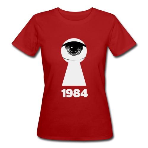 1984 - T-shirt ecologica da donna