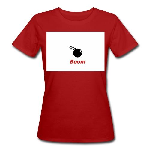 Bomba - Ekologiczna koszulka damska