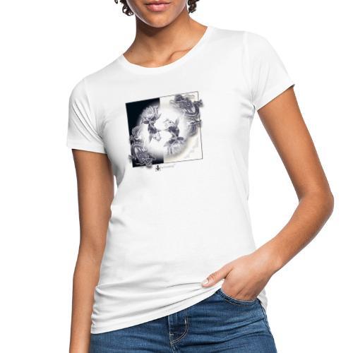 TSHIRT MUTAGENE TATOO DragKoi - T-shirt bio Femme