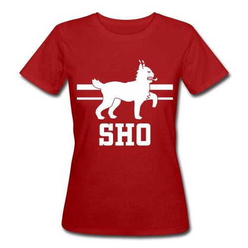 SHO Häme - Naisten luonnonmukainen t-paita