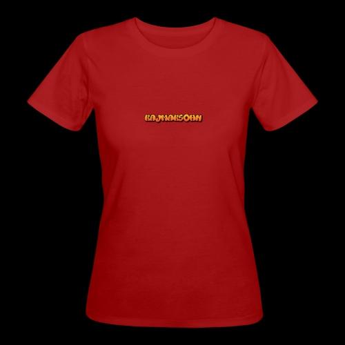 KajmakSohn - Frauen Bio-T-Shirt