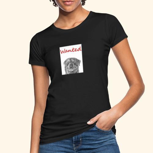 WANTED Rottweiler - Women's Organic T-Shirt