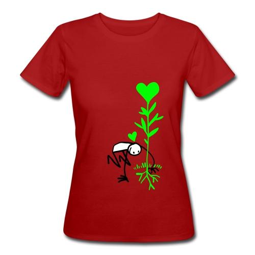 Planteur d espoir - Women's Organic T-Shirt