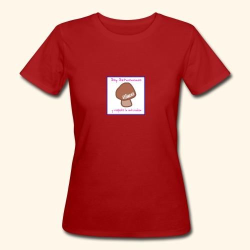 Soy Setamaniaco - Camiseta ecológica mujer