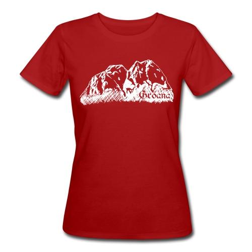 weiss png - Frauen Bio-T-Shirt