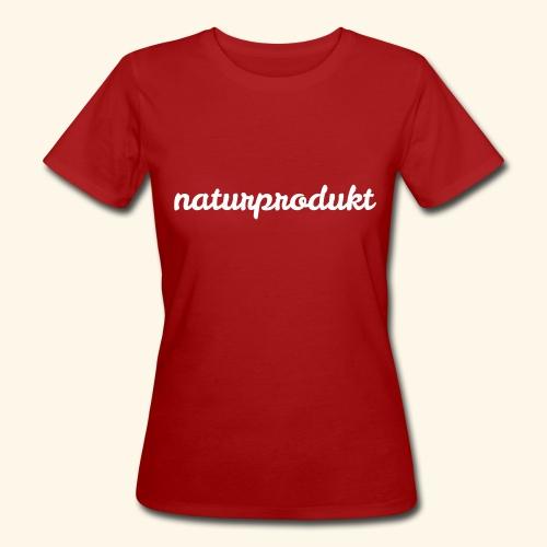 Naturprodukt - Frauen Bio-T-Shirt