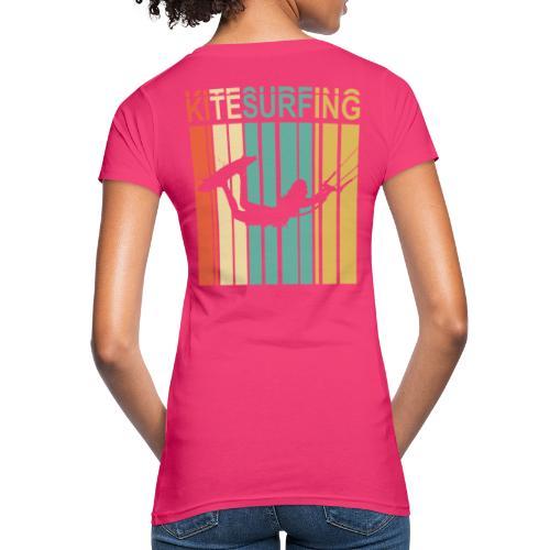 Kitesurfing - T-shirt bio Femme
