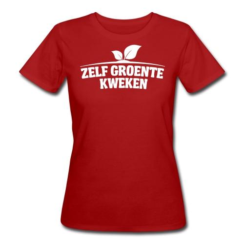 logo5 - Vrouwen Bio-T-shirt