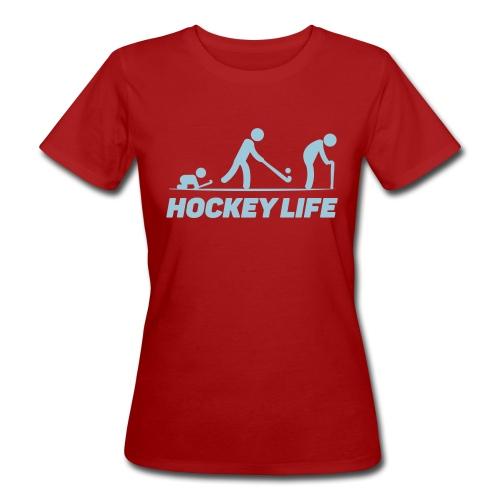 Hockey Life - T-shirt bio Femme