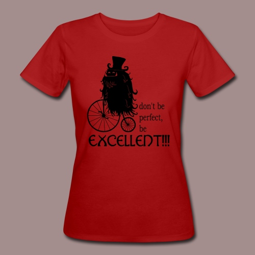 Excellent2 - Frauen Bio-T-Shirt