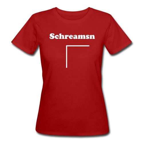 Schreamsn - Frauen Bio-T-Shirt