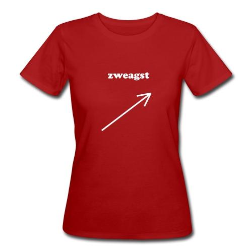 zweagst - Frauen Bio-T-Shirt