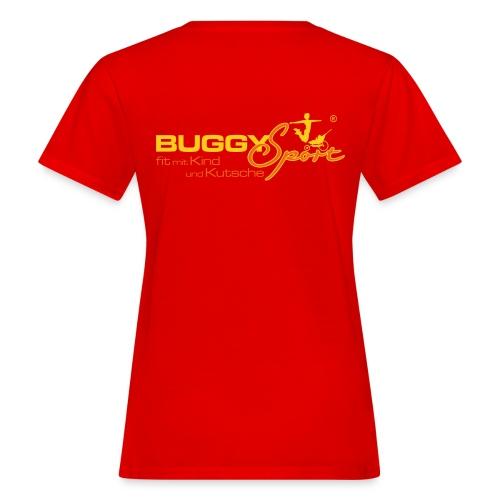 20130920 Logo mit R png - Frauen Bio-T-Shirt