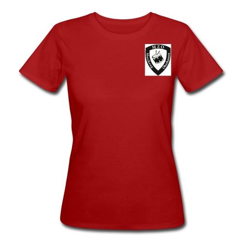 MZO Wappen - Frauen Bio-T-Shirt