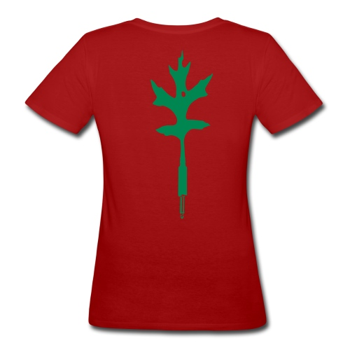 naturally connected - Frauen Bio-T-Shirt