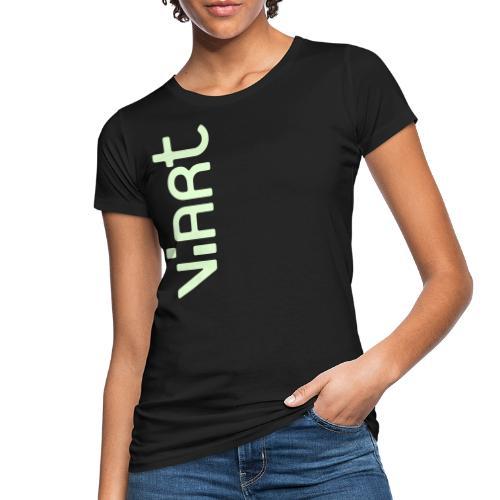 ViArt Logo - Frauen Bio-T-Shirt