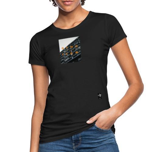 Late Night Berlin - Die Gang ist mein Team - Frauen Bio-T-Shirt