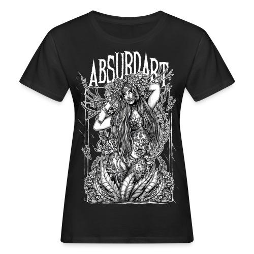 Infested, Absurd Art - Frauen Bio-T-Shirt