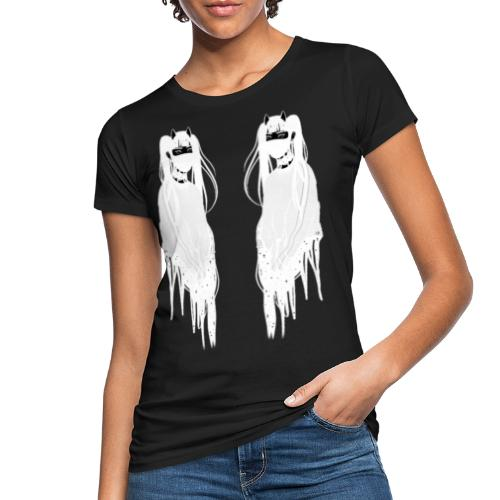 Face To Face (white) - T-shirt bio Femme