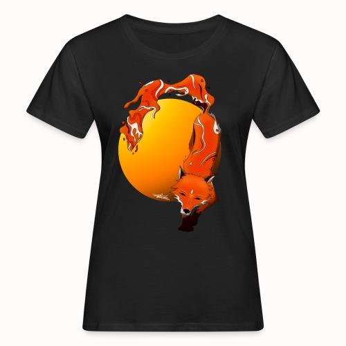 Fox - Women's Organic T-Shirt
