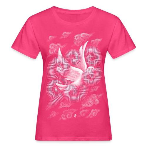 Crossing Clouds - Women's Organic T-Shirt