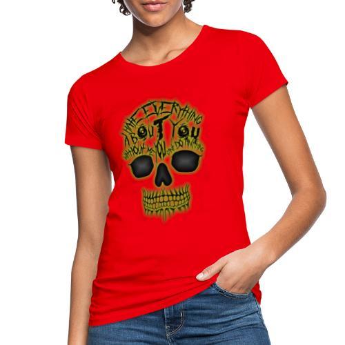 Hate everything - T-shirt bio Femme