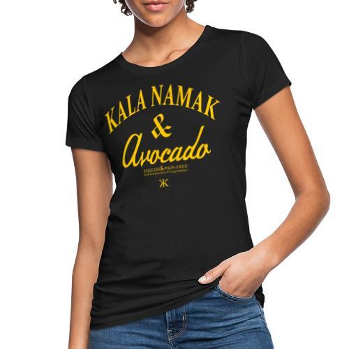 KALA NAMAK & AVOCADO /G - Frauen Bio-T-Shirt