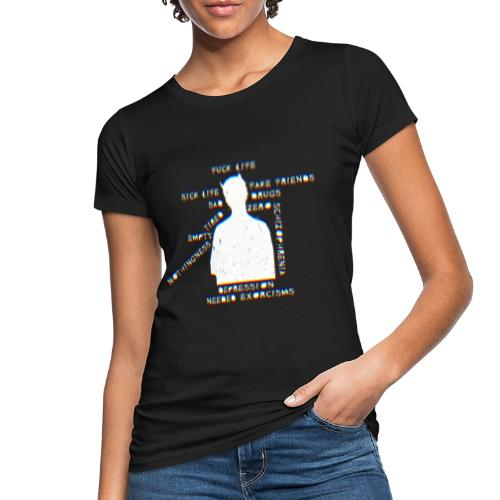 Sick life (white) - T-shirt bio Femme