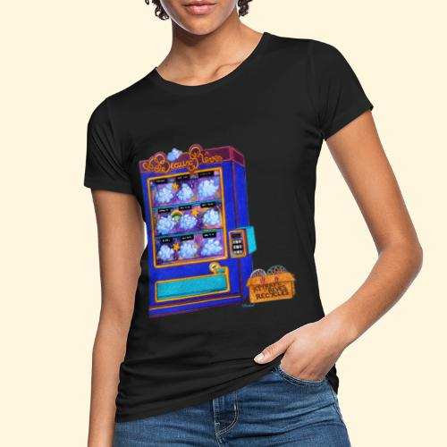 Distributeur de Beaux Rêves - T-shirt bio Femme