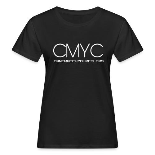 CMYC LABEL - Frauen Bio-T-Shirt