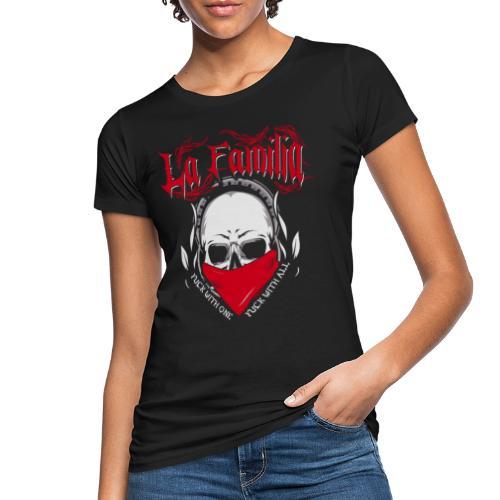 La Familia Partnerlook Design für Eltern und Kinde - Frauen Bio-T-Shirt