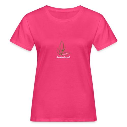 Sustained Sweatshirt Navy - Organic damer