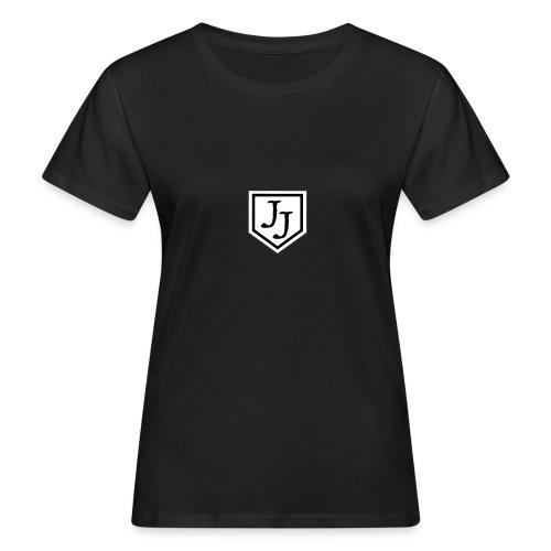JJ logga - Ekologisk T-shirt dam