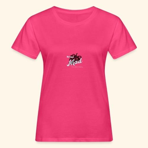 Rote Traube - Frauen Bio-T-Shirt